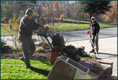 Bruno The Yard Man Acworth Ga Landscaping Lawn Care